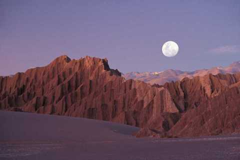 desierto atacama lonely planet