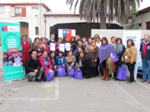 Mediante la Mesa Mujer Rural e Indígena se dará un importante espacio de diálogo
